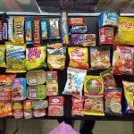 Spiceworld supermarket snacks