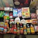 Spiceworld supermarket breakfast