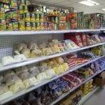 Spiceworld supermarket canned goods