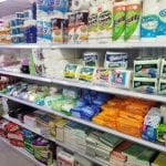Spiceworld supermarket cleaning supplies