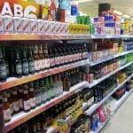 Spiceworld supermarket beer